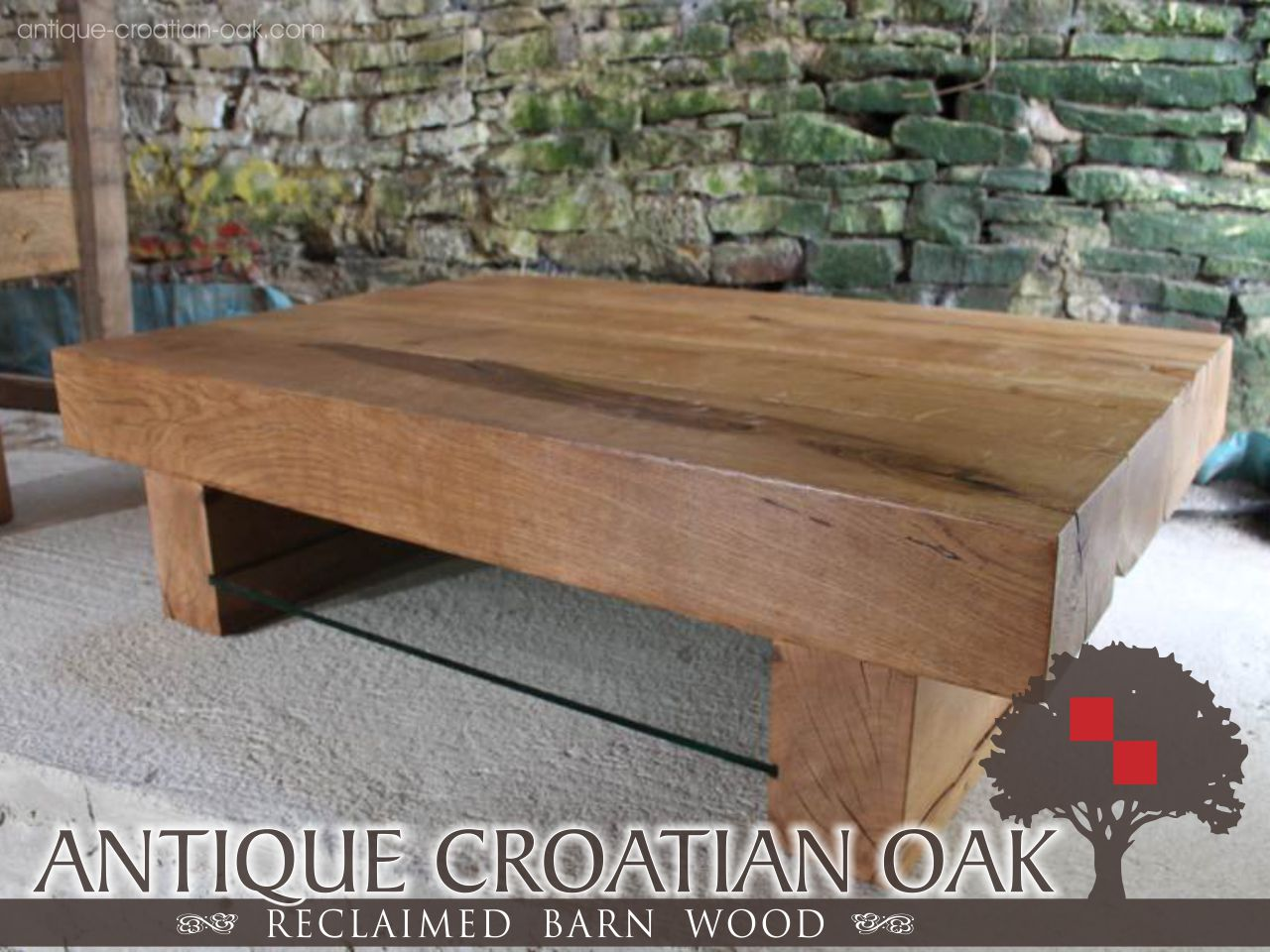 Reclaimed barn wood - Oak antique